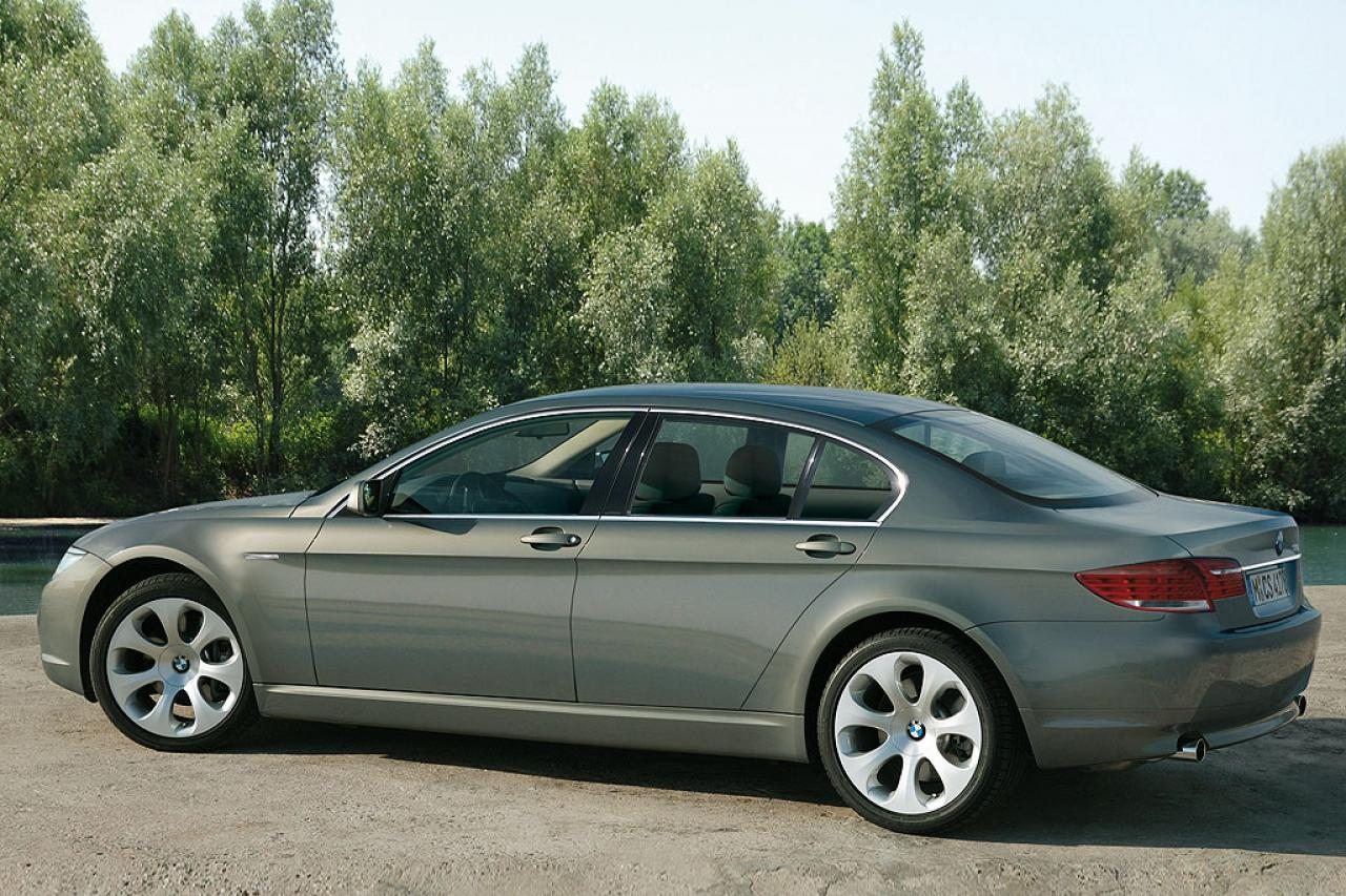 BMW 7 series 730Li 2012 photo - 5