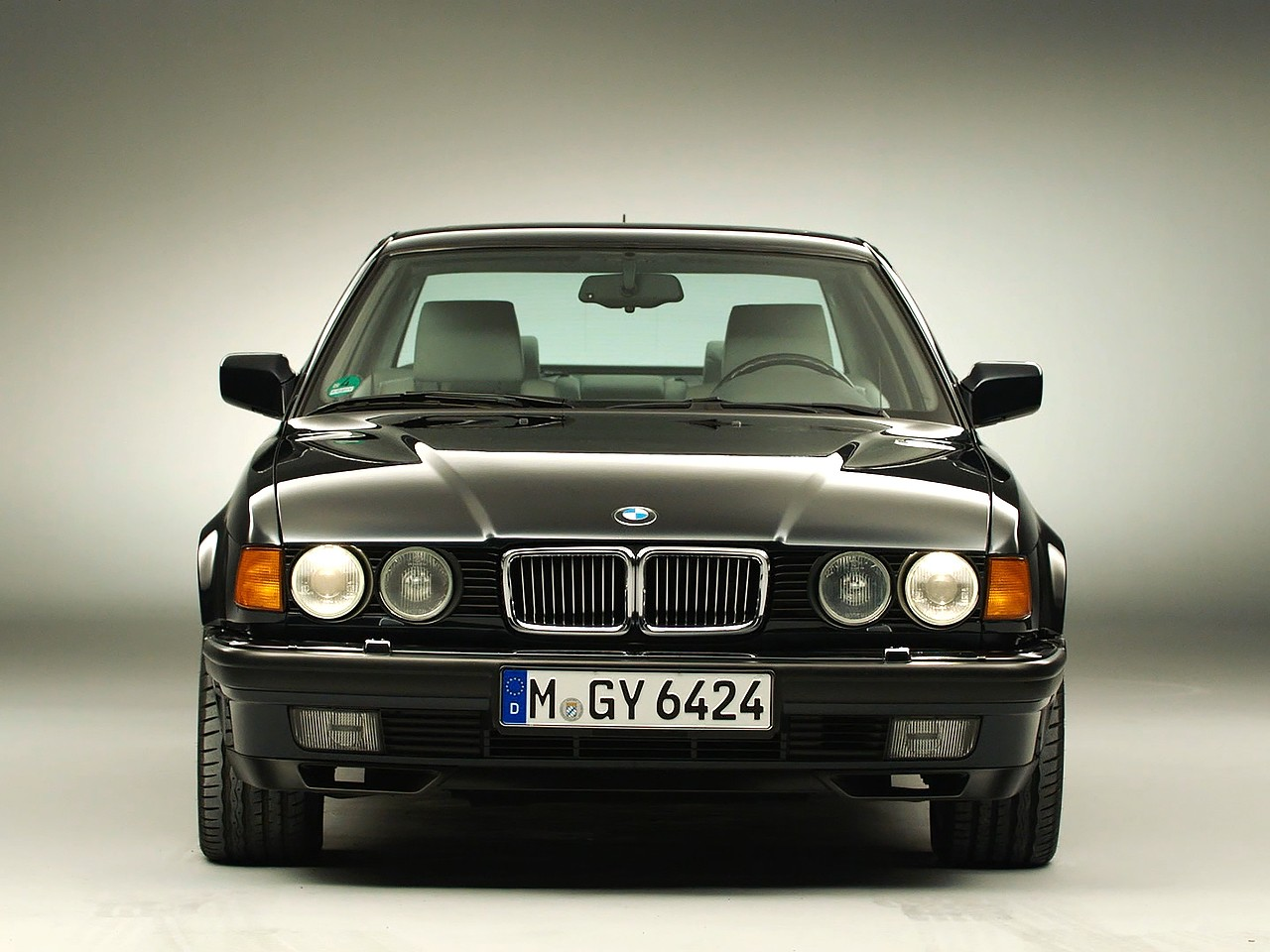 BMW 7 series 730i 1986 photo - 5