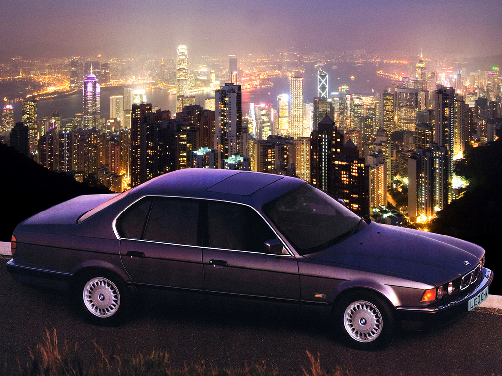 BMW 7 series 730i 1992 photo - 2