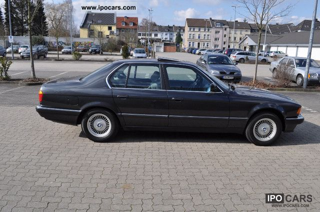 BMW 7 series 730i 1992 photo - 5