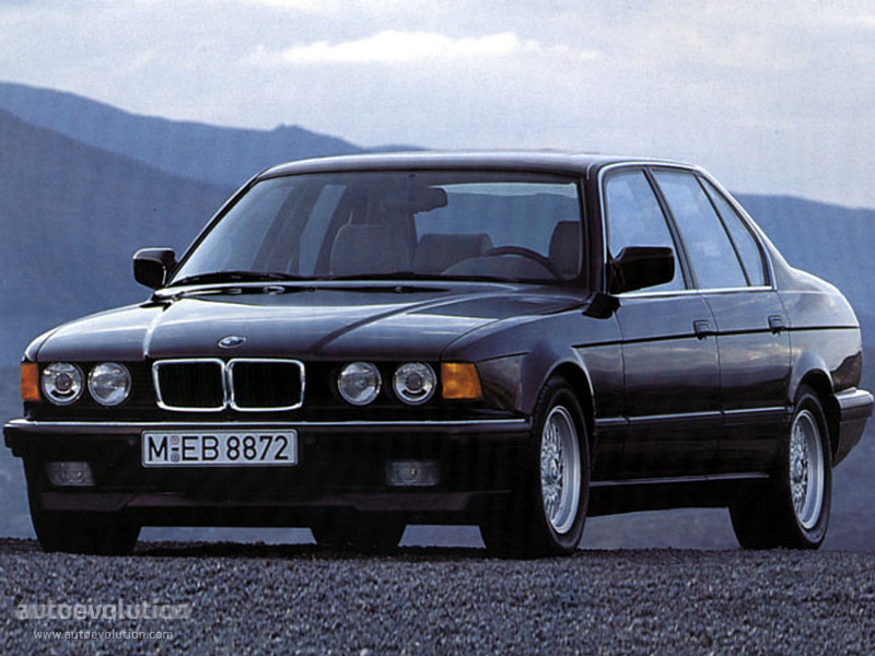 BMW 7 series 730i 1992 photo - 6