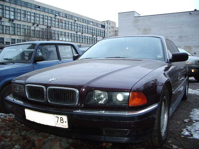 BMW 7 series 730i 1995 photo - 1