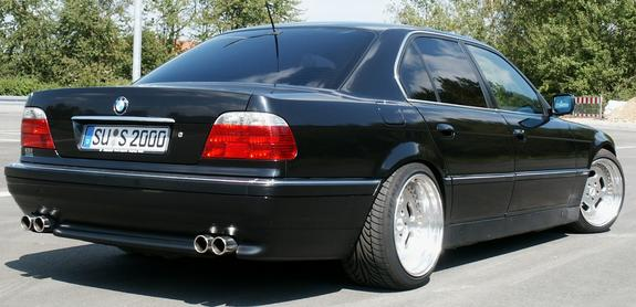BMW 7 series 730i 1995 photo - 2