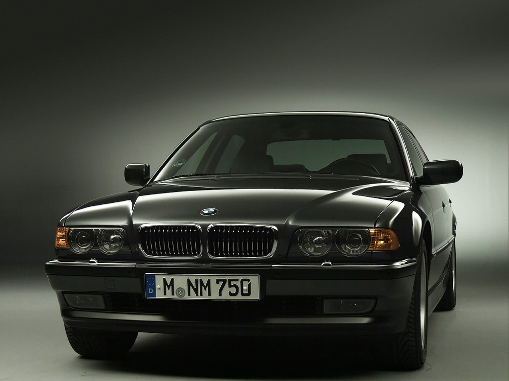 BMW 7 series 730i 1995 photo - 5