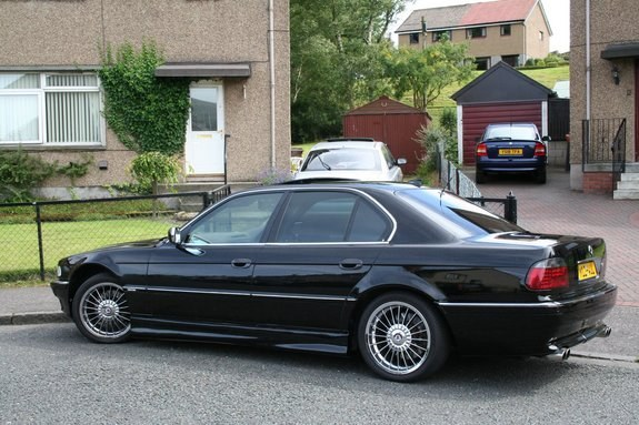BMW 7 series 730i 1995 photo - 9