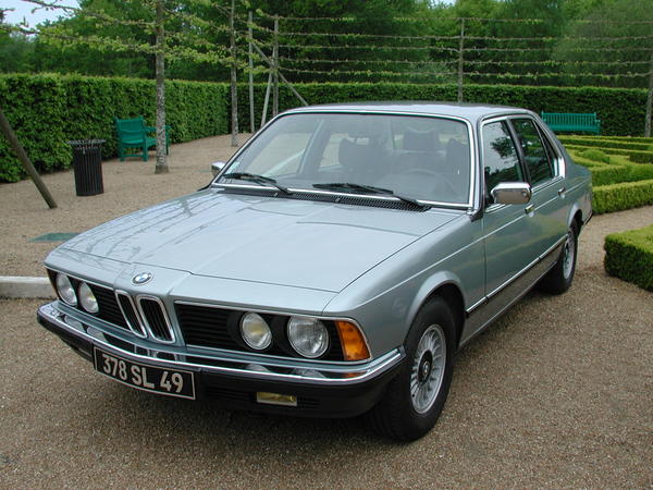 BMW 7 series 732i 1979 photo - 1