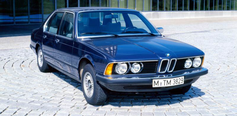 BMW 7 series 732i 1979 photo - 3