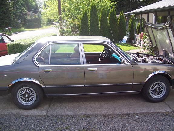 BMW 7 series 732i 1979 photo - 5