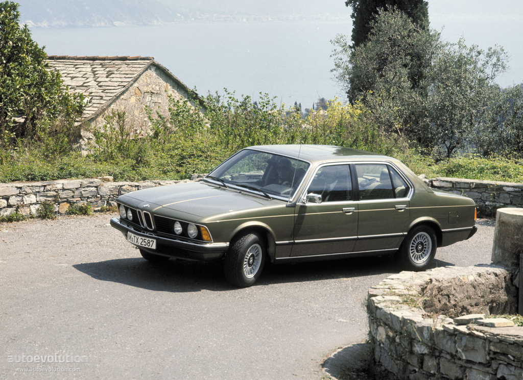BMW 7 series 732i 1979 photo - 6