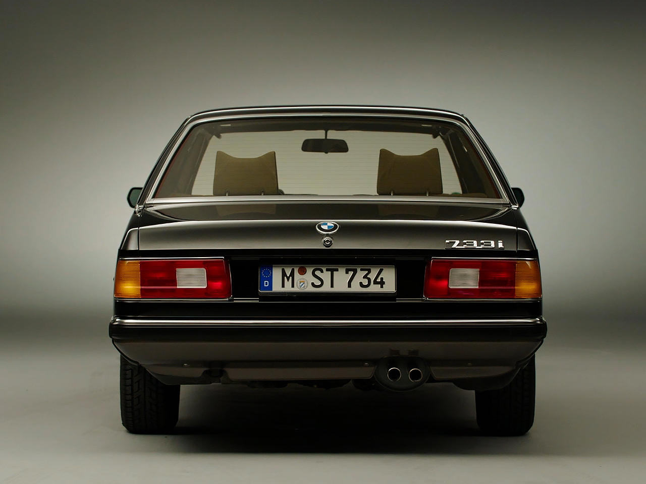 BMW 7 series 733i 1977 photo - 12