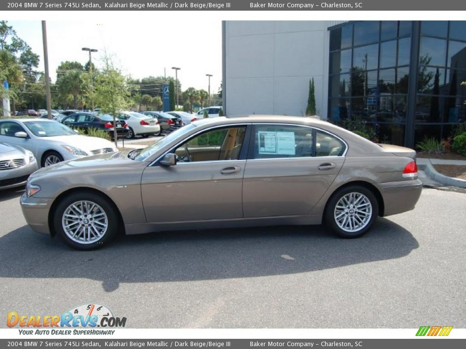 BMW 7 series 735Li 2004 photo - 10