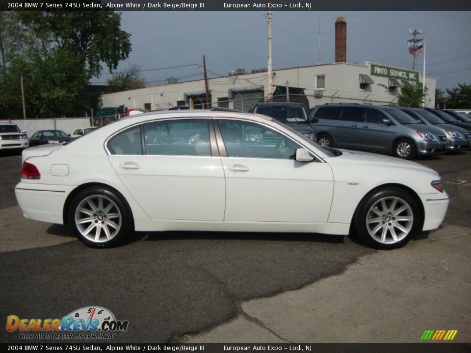 BMW 7 series 735Li 2004 photo - 4