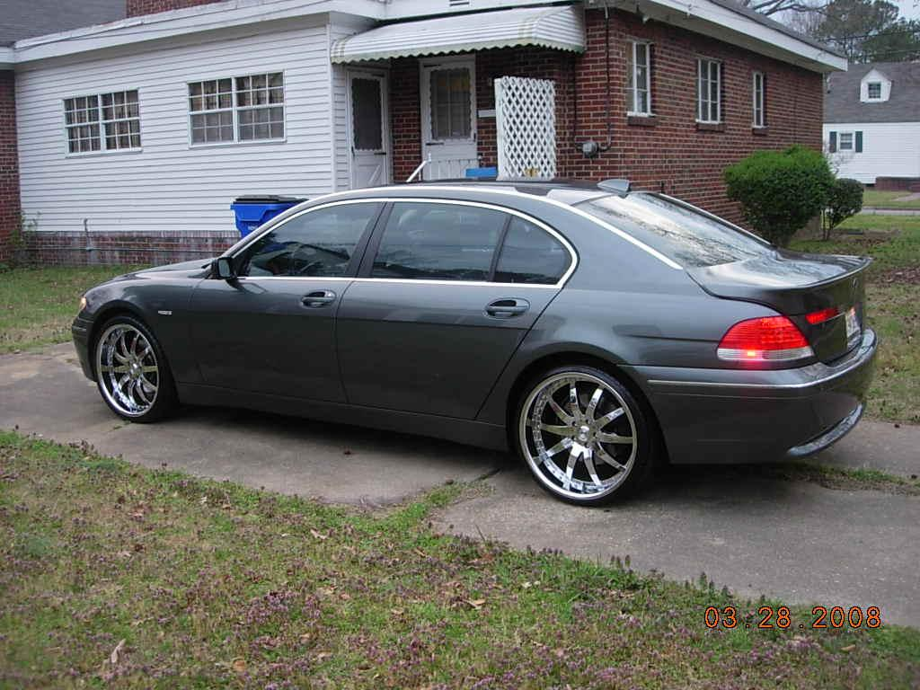 BMW 7 series 735Li 2004 photo - 5