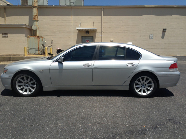 BMW 7 series 735Li 2004 photo - 6