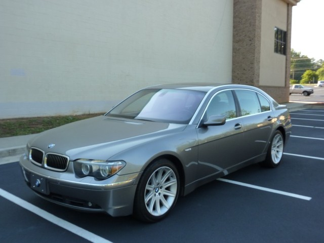 BMW 7 series 735Li 2004 photo - 7