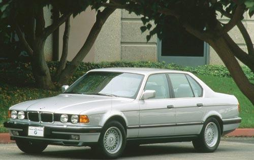 BMW 7 series 735i 1993 photo - 6