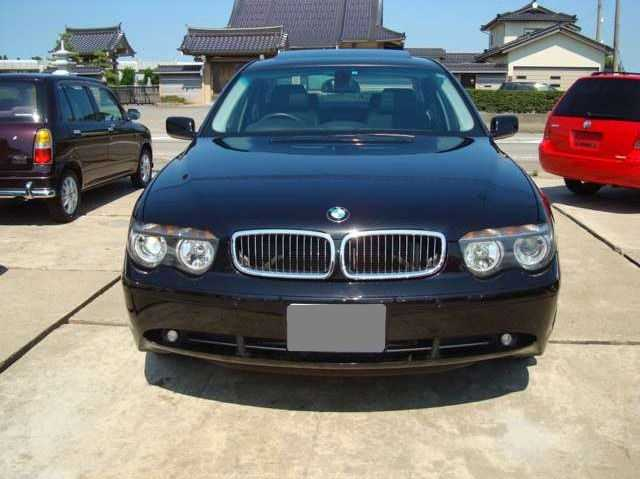 BMW 7 series 735i 2005 photo - 1