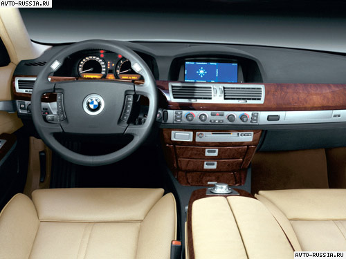 BMW 7 series 735i 2005 photo - 11