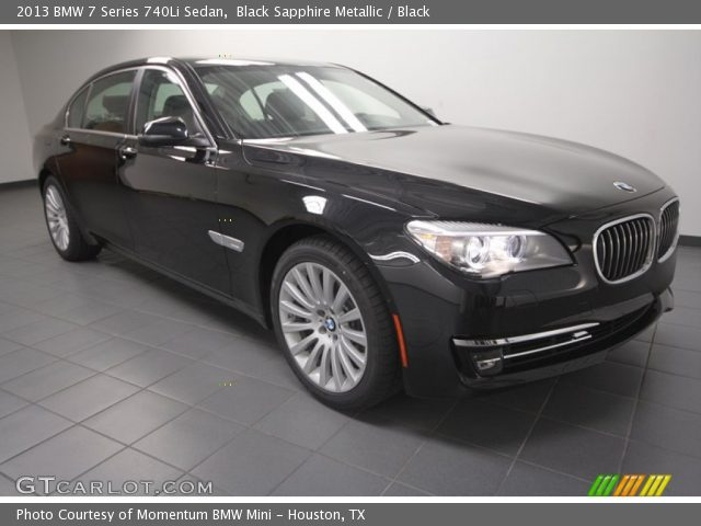 BMW 7 series 740Li 2013 photo - 10