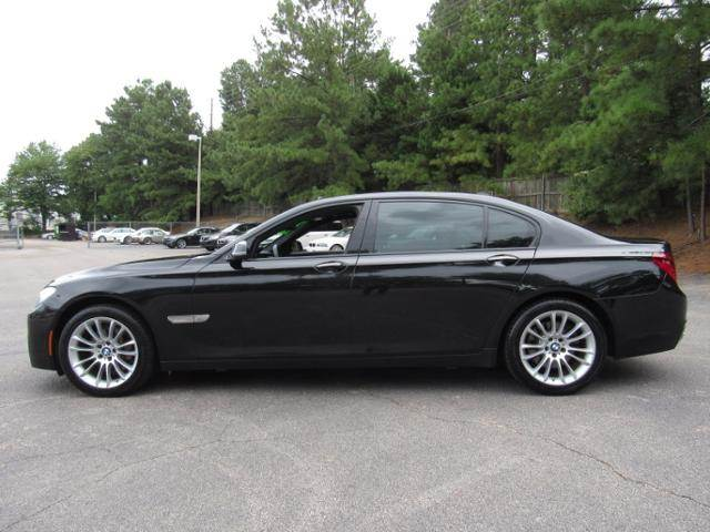 BMW 7 series 740Li 2013 photo - 3