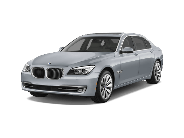 BMW 7 series 740Li 2013 photo - 4