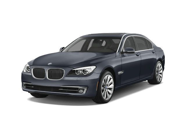 BMW 7 series 740Li 2013 photo - 7