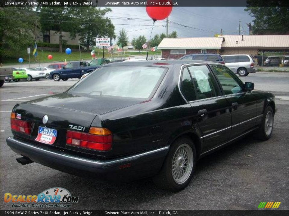 BMW 7 series 740i 1994 photo - 12