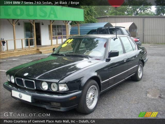 BMW 7 series 740i 1994 photo - 2