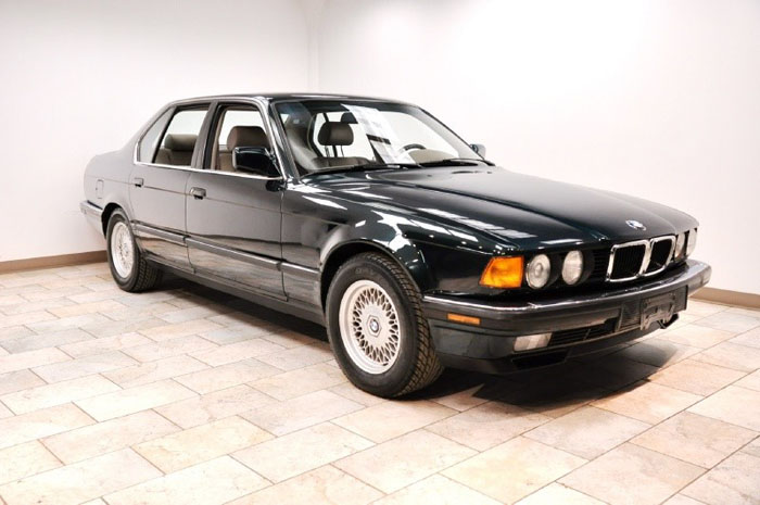 BMW 7 series 740i 1994 photo - 5
