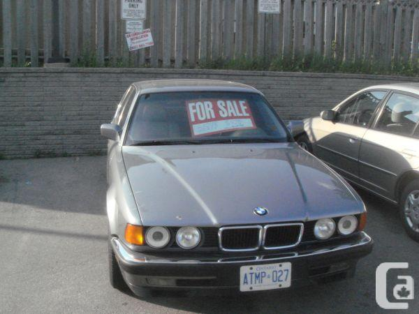BMW 7 series 740i 1994 photo - 7