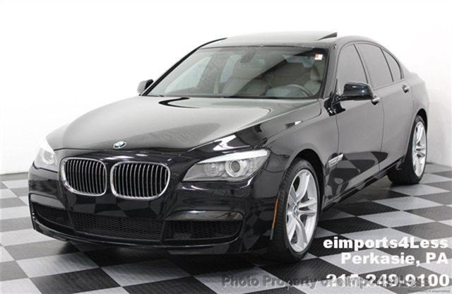 BMW 7 series 740i 2012 photo - 7