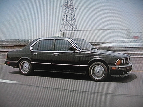 BMW 7 series 740iL 1986 photo - 12