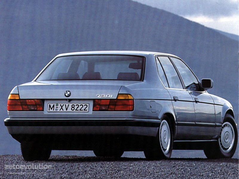 BMW 7 series 740iL 1986 photo - 4