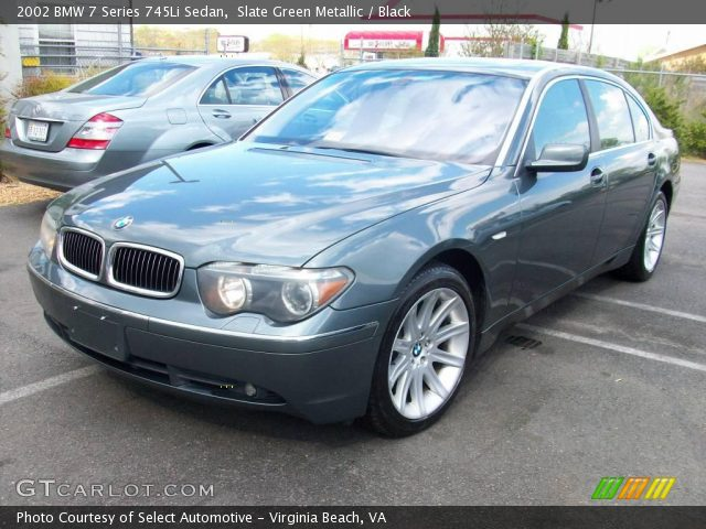 BMW 7 series 745Li 2002 photo - 1
