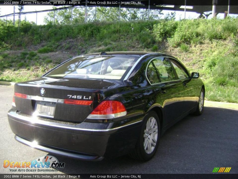 BMW 7 series 745Li 2002 photo - 12