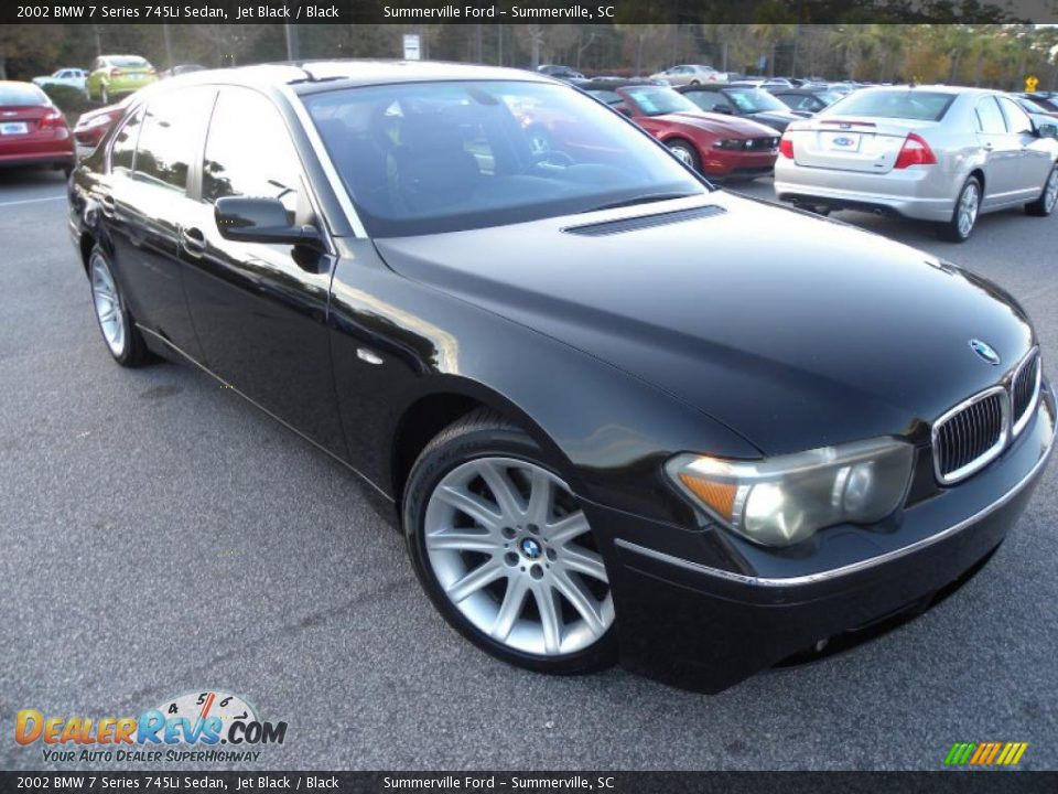 BMW 7 series 745Li 2002 photo - 6
