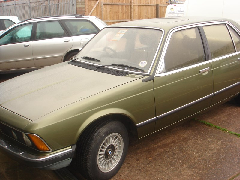 BMW 7 series 745i 1978 photo - 1