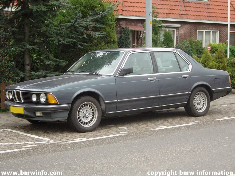 BMW 7 series 745i 1978 photo - 10