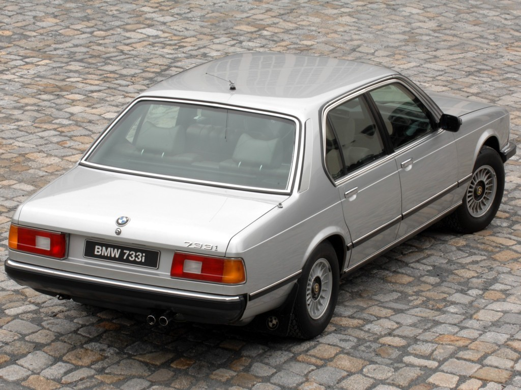 BMW 7 series 745i 1978 photo - 11