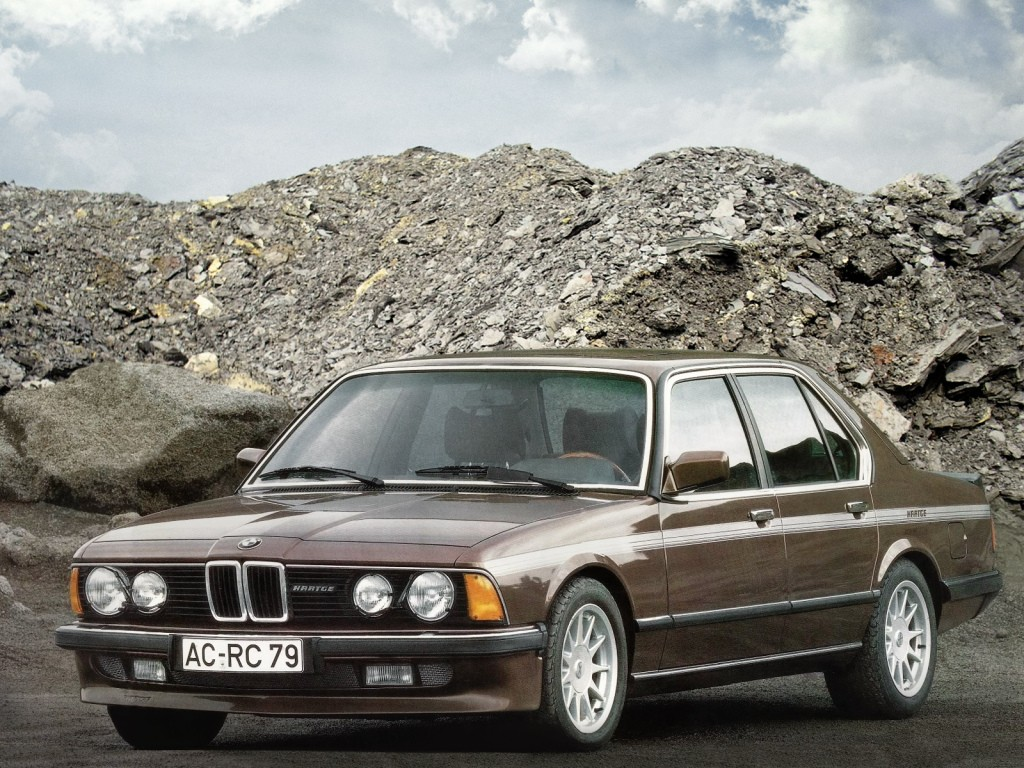 BMW 7 series 745i 1978 photo - 3