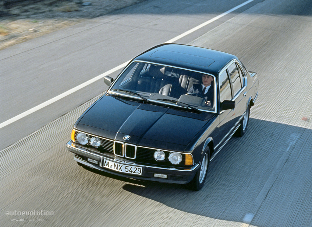 BMW 7 series 745i 1978 photo - 4