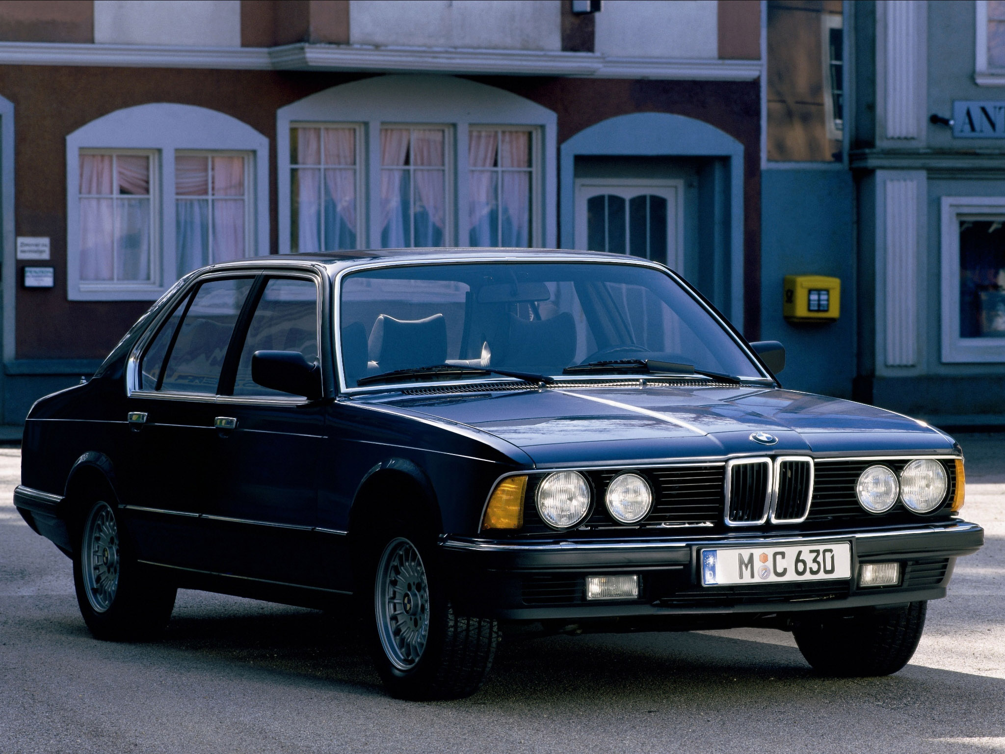BMW 7 series 745i 1978 photo - 5