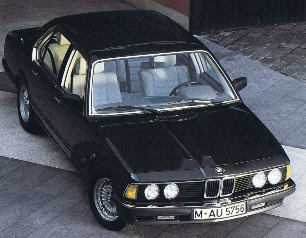 BMW 7 series 745i 1978 photo - 8