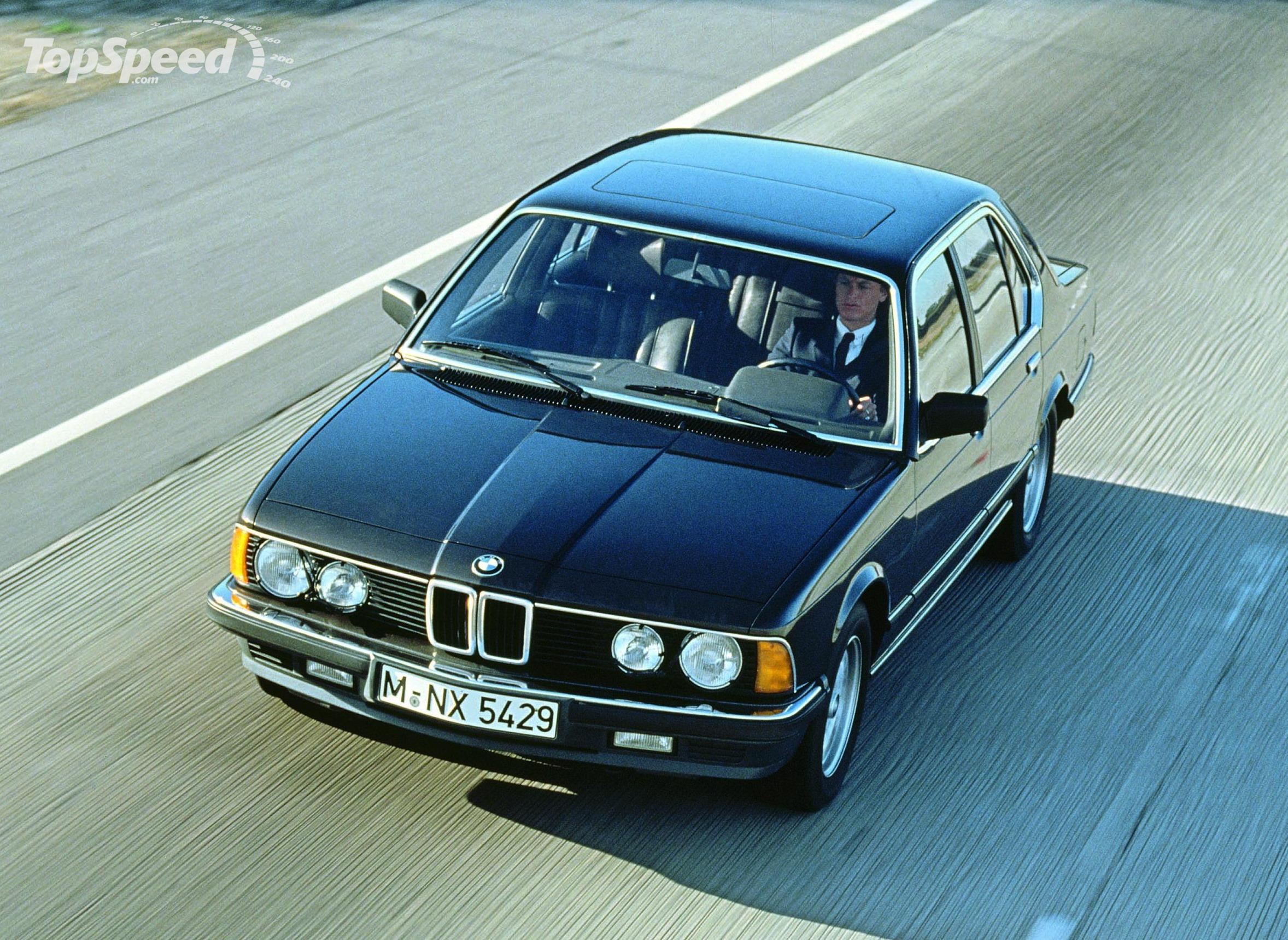 BMW 7 series 745i 1987 photo - 2
