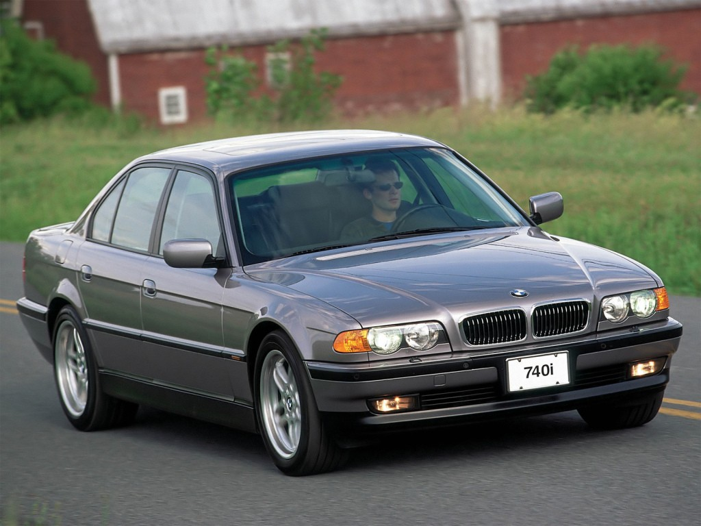 BMW 7 series 750i 1999 photo - 10