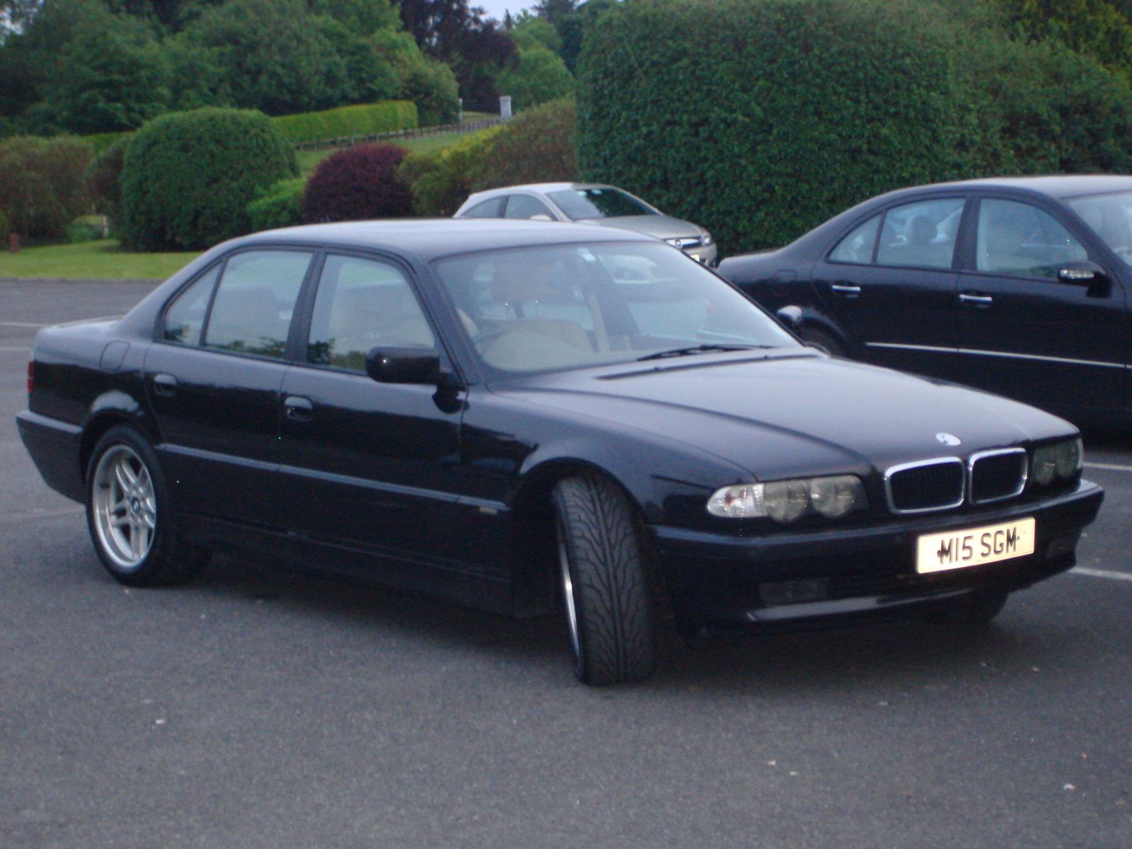 BMW 7 series 750i 1999 photo - 2
