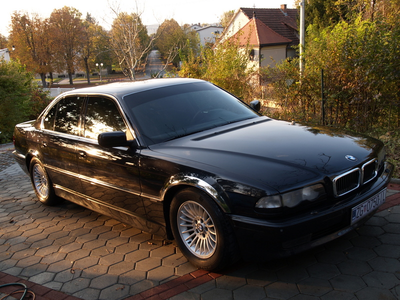 BMW 7 series 750i 1999 photo - 7