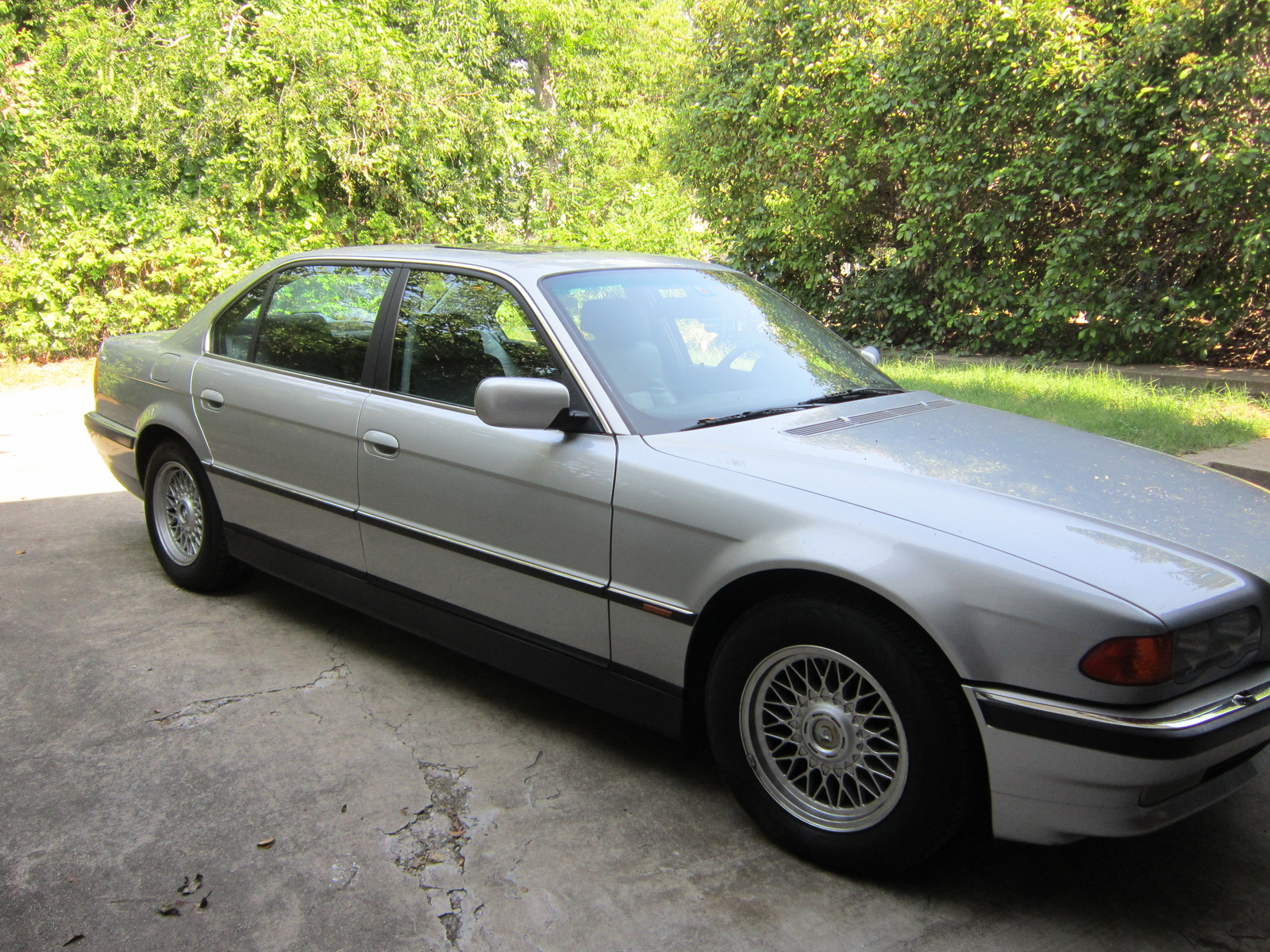 BMW 7 series 750i 1999 photo - 8