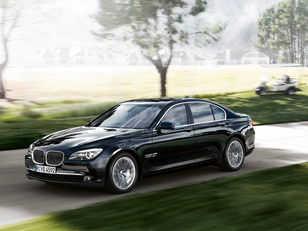 BMW 7 series 750i 2012 photo - 8