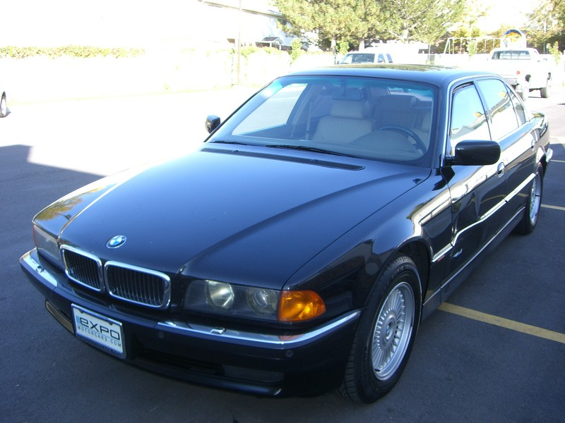 BMW 7 series 750iL 1996 photo - 2